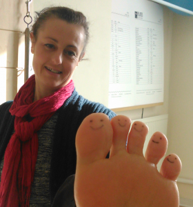 Feldy Feet